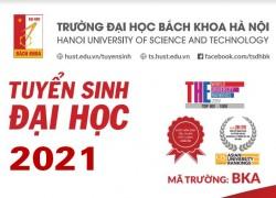 Chỉ tiêu - Mã xét tuyển Đại học chính quy dự kiến năm 2021